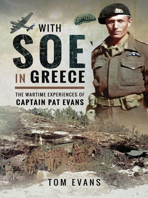 cover image of With SOE in Greece
